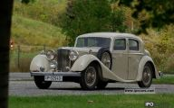 Jaguar Saloon 3 Car Background