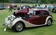 Jaguar Saloon 5 Free Car Wallpaper