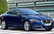 Jaguar Saloon 7 Car Background Wallpaper