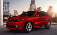 Jeep Grand Cherokee  20 Car Background Wallpaper