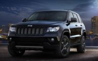 Jeep Grand Cherokee  6 High Resolution Car Wallpaper