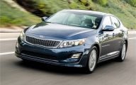 Kia Optima 2015 24 Car Background