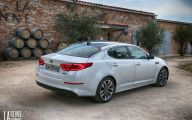 Kia Optima 2015 27 Cool Wallpaper