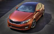 Kia Optima 2015 29 Background Wallpaper
