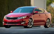 Kia Optima 2015 38 Widescreen Car Wallpaper