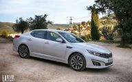 Kia Optima 2015 6 Cool Car Wallpaper