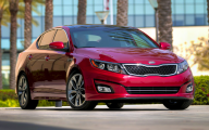 Kia Optima 2015 7 Widescreen Car Wallpaper