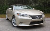 Lexus Es Hybrid 20 Car Desktop Background