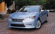 Lexus Es Hybrid 23 Desktop Background