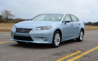Lexus Es Hybrid 24 Background