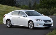 Lexus Es Hybrid 26 Car Background