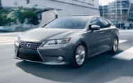 Lexus Es Hybrid 29 Cool Hd Wallpaper