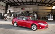 Lexus Es Hybrid 3 Free Car Hd Wallpaper