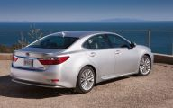 Lexus Es Hybrid 30 Wide Car Wallpaper