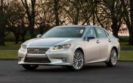 Lexus Es Hybrid 34 Free Car Hd Wallpaper