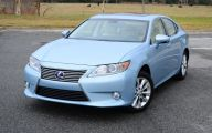 Lexus Es Hybrid 35 Hd Wallpaper