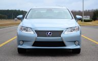 Lexus Es Hybrid 38 Desktop Background
