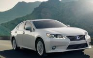 Lexus Es Hybrid 39 Free Car Hd Wallpaper