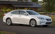 Lexus Es Hybrid 4 Cool Hd Wallpaper