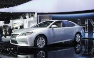 Lexus Es Hybrid 5 Car Background