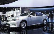 Lexus Es Hybrid 5 Car Background