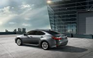 Lexus Es Hybrid 8 Free Car Hd Wallpaper