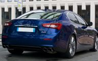 Maserati Ghibli 16 Background Wallpaper