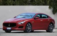 Maserati Ghibli 24 Background Wallpaper