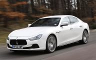 Maserati Ghibli 28 High Resolution Wallpaper