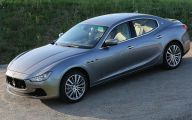 Maserati Ghibli 32 Widescreen Wallpaper