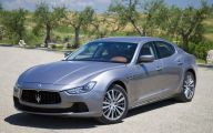 Maserati Ghibli 34 Car Background Wallpaper