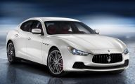 Maserati Ghibli 5 Car Desktop Background