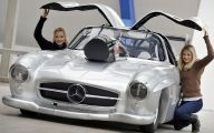Mercedes-Benz 300Sl 17 Hd Wallpaper