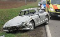 Mercedes-Benz 300Sl 18 Widescreen Car Wallpaper