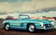 Mercedes-Benz 300Sl 19 Desktop Background