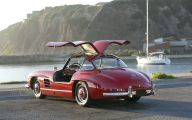 Mercedes-Benz 300Sl 2 Wide Car Wallpaper
