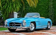 Mercedes-Benz 300Sl 20 High Resolution Car Wallpaper