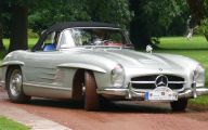 Mercedes-Benz 300Sl 22 High Resolution Car Wallpaper