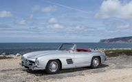 Mercedes-Benz 300Sl 24 Desktop Background
