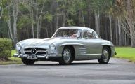 Mercedes-Benz 300Sl 3 High Resolution Wallpaper