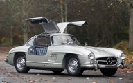 Mercedes-Benz 300Sl 4 Desktop Wallpaper