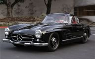 Mercedes-Benz 300Sl 9 Car Background Wallpaper