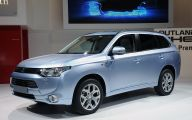Mitsubishi Outlander 46 Hd Wallpaper