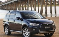 Mitsubishi Outlander 51 Car Desktop Background