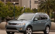 Mitsubishi Outlander 54 Free Car Wallpaper