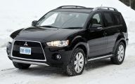Mitsubishi Outlander 57 Car Background
