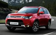 Mitsubishi Outlander 63 Widescreen Car Wallpaper