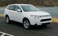 Mitsubishi Outlander 71 High Resolution Wallpaper