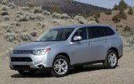 Mitsubishi Outlander 73 Wide Wallpaper