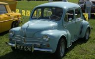 Old Renault Cars 5 Hd Wallpaper